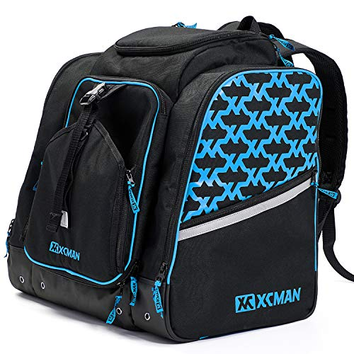 XCMAN Ski Boots and Snowboard Boot Backpack Bag, Excellent for Travel...