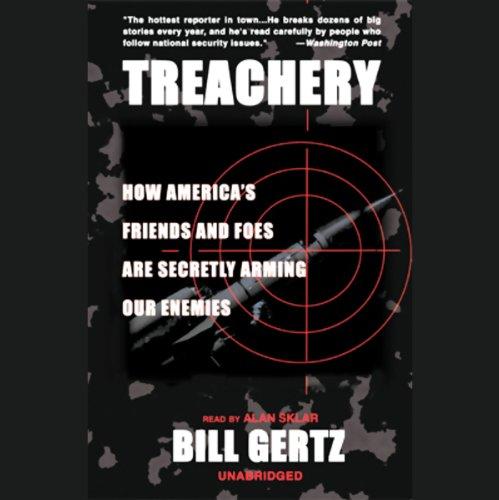 Treachery cover art