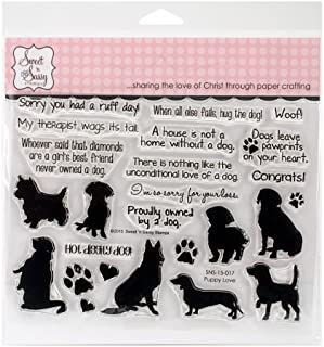 Sweet 'n Sassy Clear Stamps 6