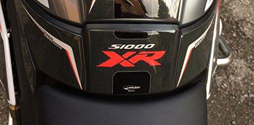 KIT ADESIVI 3D S1000 XR PROTEZIONI SERBATOIO compatibili per MOTO BMW S1000XR
