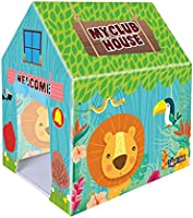 Toyshine Tent House, Play Tent for Kids, Pretend Playhouse, Made in India