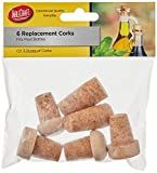 TableCraft 6-Pack Replacement Corks
