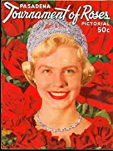 Pasadena Tournament of Roses Pictorial 1956 issue