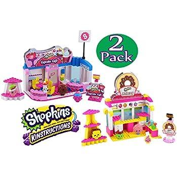 Shopkins Kinstructions Cupcake Cafe & Bakery | Shopkin.Toys - Image 1