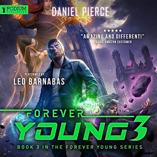 Forever Young 3 - Daniel Pierce