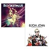 Rocketman (OST) - Rocket Man (Best Of) - Elton John Greatest Hits 2 CD Album Bundling