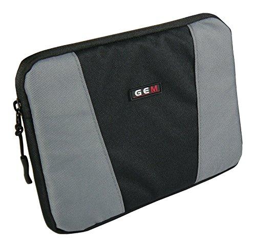 Gem Slim Schutzhülle Sleeve für Acer Iconia One 8–B1–810(grau & schwarz)