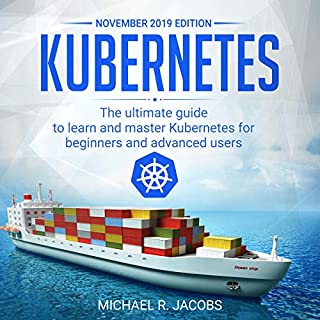Kubernetes cover art