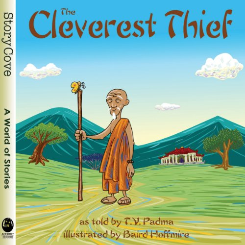 Cleverest Thief cover art