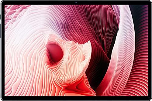 Tablet 10.1 Pollici con WIFI Offerte 4G, DUODUOGO G10 Android 10.0 Quad Core 32GB ROM/Fino a 128GB 3GB RAM WIFI Tablet PC Offerte Google GMS Netflix Dual SIM/Camera GPS Bluetooth (3GB,32GB, Nero)
