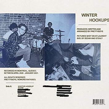 WINTER HOOKUP (feat. LUNA)