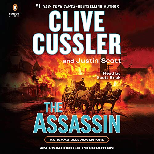 The Assassin  By  cover art