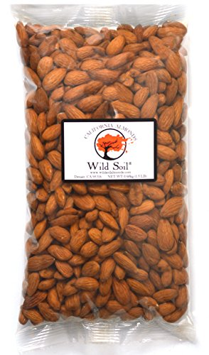 Organic Raw Almonds 1.5 LB Bag