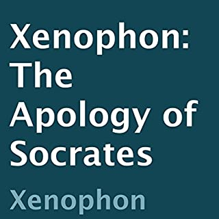 Xenophon audiobook cover art
