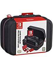 Bigben 250027 Officiele Licentie Luxe Opbergtas (Nintendo Switch)