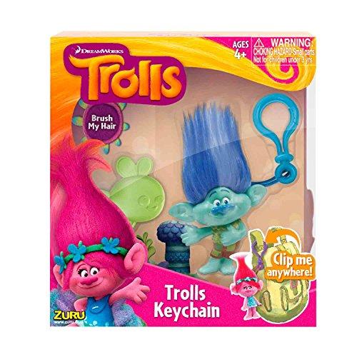 Trolls - 34235 - Porte-Clés - Branche - 10 cm