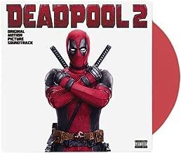 Various Artists - Deadpool 2 Original Motion Picture Soundtrack Limited LP Exclusive Red vinyl [VG+/NM-Condition]
