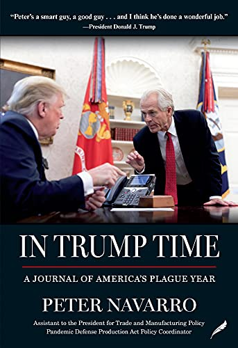 In Trump Time: A Journal of America's Plague Year
