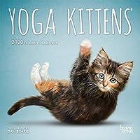Yoga Kittens 2020 Calendar