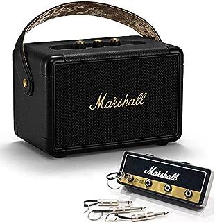 Marshall マーシャル KILBURN2 スピーカー BLACK & BRASS + Marshall ロゴ入りキーハンガー セット《国内正規品》