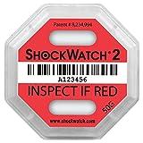 Shockwatch 2 – 50G (20 units) Indicatore di impatto