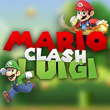 Mario Clash Luigi