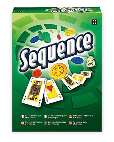 Sequence - Das knifflige Brettspiel - deutsche Version