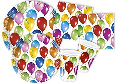 Ciao Y4333 – Kit Party in Balloons Fiesta, meerkleurig