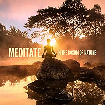 Meditate in the Bosom of Nature – Soothing New Age Music with Nature Sounds for Quiet Contemplation & Meditation, Deep Zen State, Mindfulness, Inner Harmony