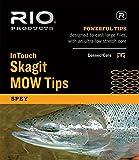 Rio Fly Fishing InTouch Skagit MOW, Medium Tip, 12.5' T-11 Fishing Line, Green