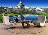 Wand Drucken Poster Matterhorn Wall Art Dekor Fototapete