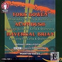 Rhapsody for Cello & Orchestra/Bush a.: Concert Su