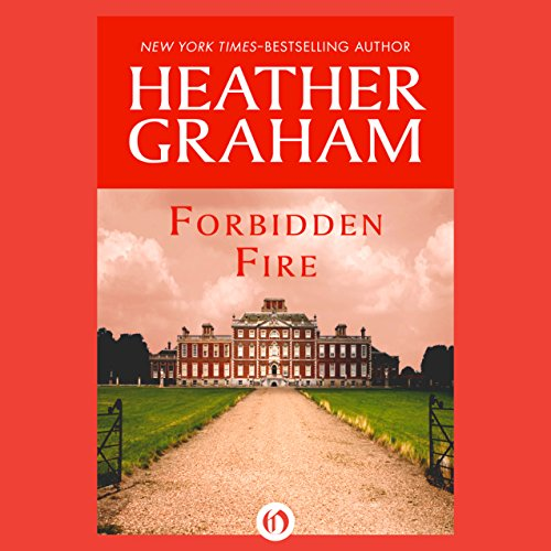 Forbidden Fire audiobook cover art