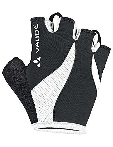 VAUDE Advanced Gloves Gants, Femme, Advanced Gloves, Noir/Blanc