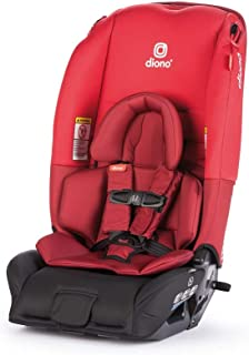 Diono radian 3 RX All-In-One Convertible Car Seat, For Children and Baby to 120 Pounds, Red