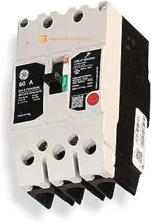 Refurbished General Electric GE TEYH3060B Circuit Breaker 3 Pole 60A 480/277V