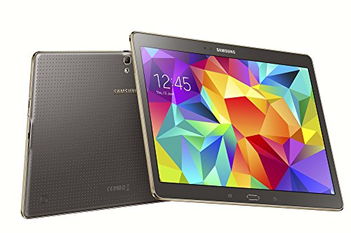 Samsung Galaxy Tab S 10.5in 16GB Android Tablet - Titanium Gold (Renewed)