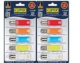 Clipper A Bawa Initiative CP-12 Cigarette Gas Lighter Pack of 5 PCs