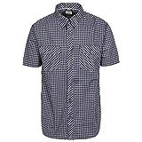 Trespass Uttoxeter p s Camisa, Hombre, DGH, L