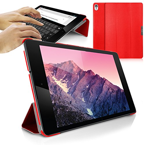 Orzly Nexus 9 Case, SlimRim Tablet Case for...