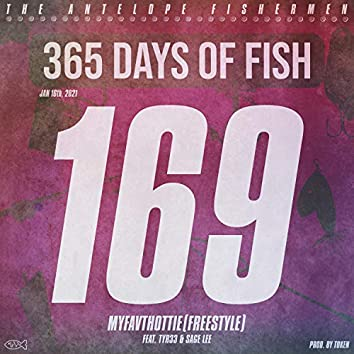 MYFAVTHOTTIE(Freestyle) [feat. TYR33 & Sage Lee]