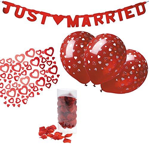 Happy People TIB Heyne 15950 Just maried Set Party