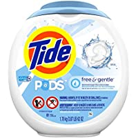 Two 81-Count Tide Laundry Detergent Pods