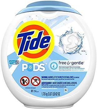 162-Count (2 x 81-Count) Tide Laundry Detergent Pods