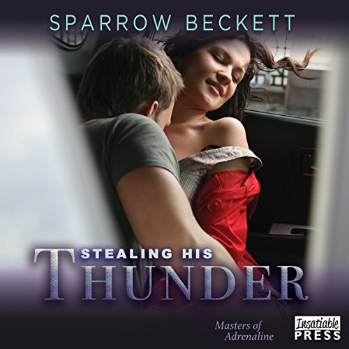 Stealing His Thunder audiobook cover art