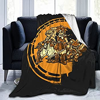 Time Travelers - Chrono Trigger Ultra-Soft Throws Blanket Air Conditioning Blanket for All Season Bedding Couch Plush House Warming Decor