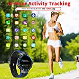 Zoom IMG-1 smartwatch uomo donna con cardiofrequenzimetro
