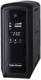 CyberPower PFC Sinewave Series 900VA/540W (10A) Tower UPS with LCD - (CP900EPFCLCD) )- 2 Years Adv