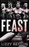 Feast: A Rough & Twisted Sci-Fi Romance (Ukkur Mates)