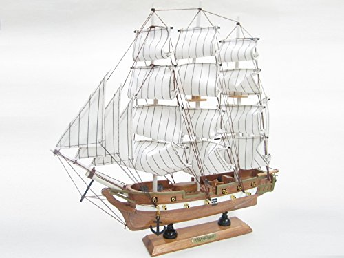 Kit de démarrage de bateau USS : construisez votre propre maquette en bois